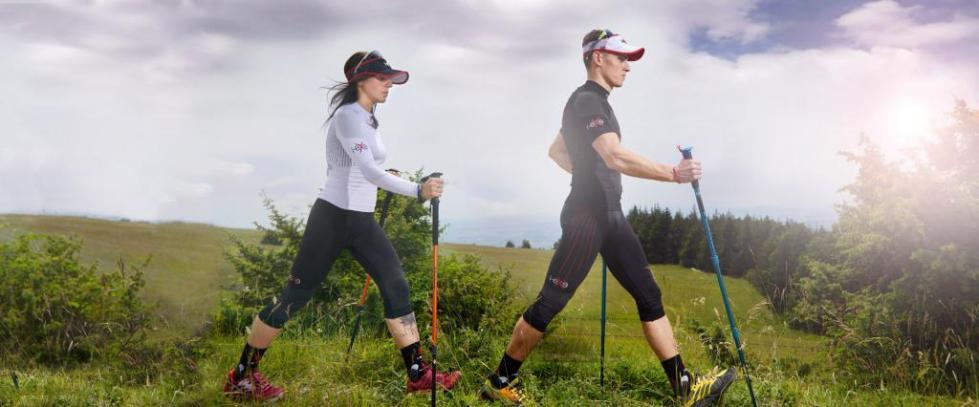 Что такое скандинавская ходьба