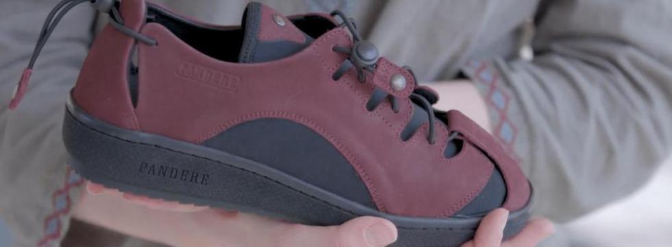 комфортные ботинки