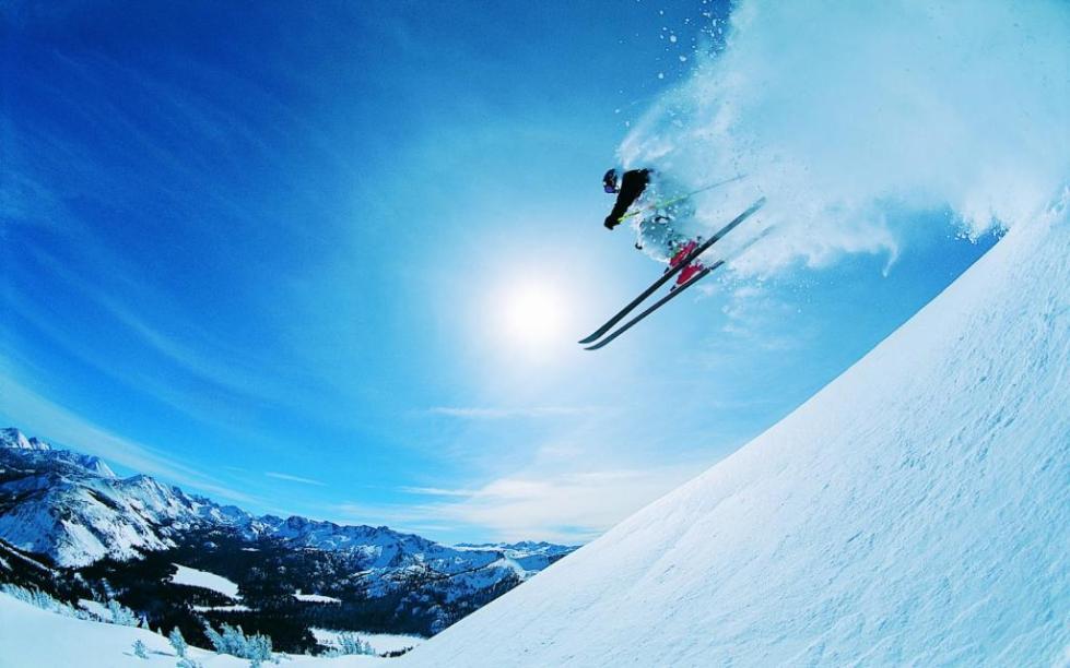 Лыжный спорт польза история