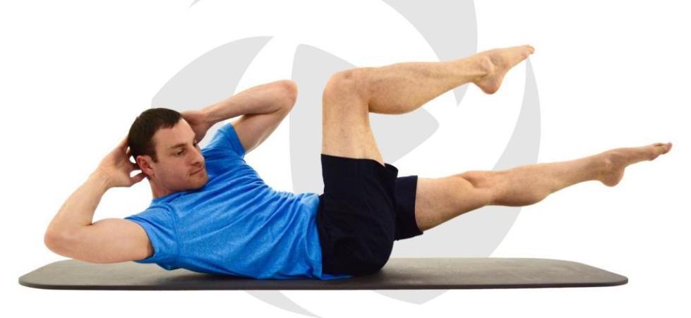 комплекс упражнений для тренировки