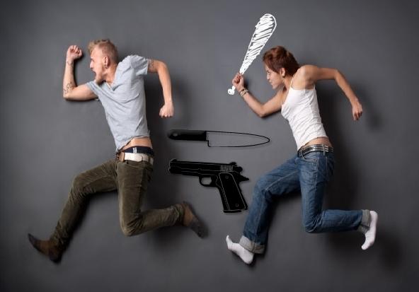 Уязвленное мужское самолюбие