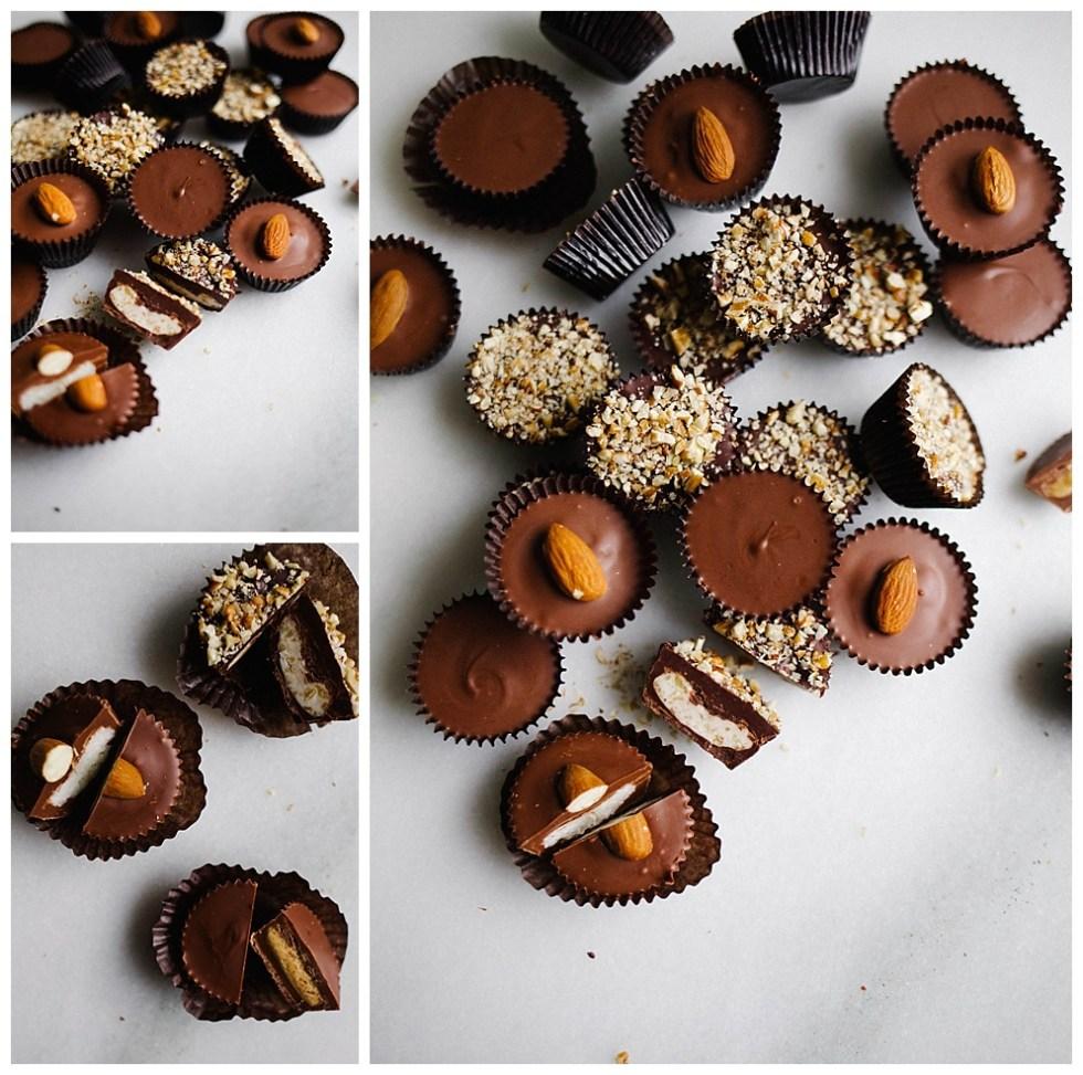 начинки для корпусных конфет