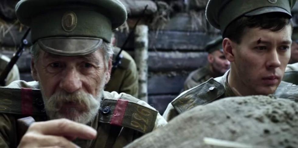 солдаты армии России