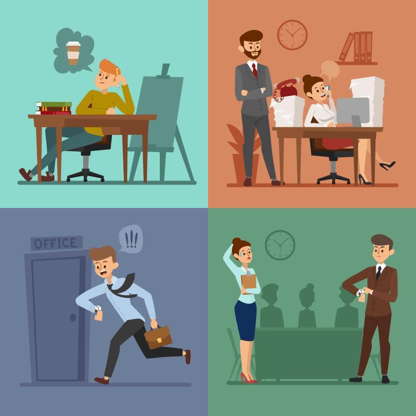 этика взаимоотношений в трудовом коллективе