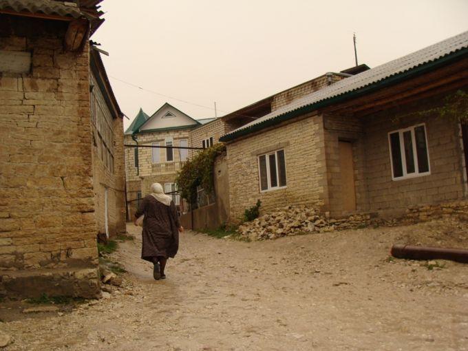 Кавказское село