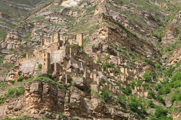 Кахиб - древнейший аул Дагестана