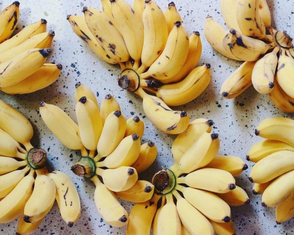 Содержание сахара в банане
