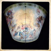 Deckenmalerei Santiago de Compostela