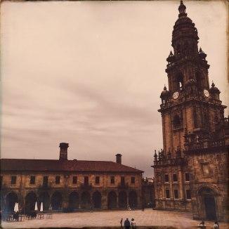 Praza da Quintana Santiago de Compostela