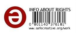 Barcode - Créditos De Outro Ator