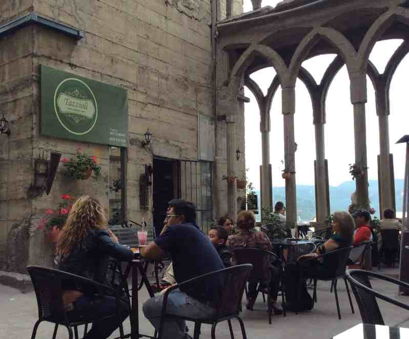 Tazzioli Café