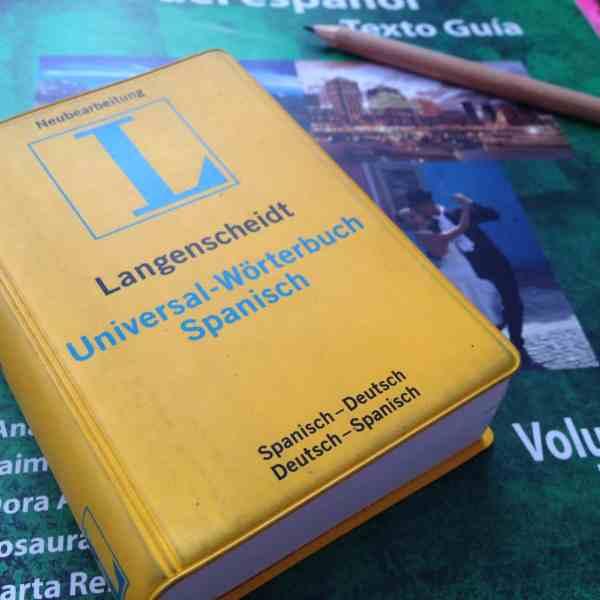 Spanisch lernen (Bild: M. Schäfer, Textrakt)