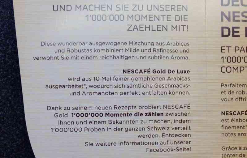 Kaffee für zwei (Bild: M. Schäfer, Textrakt)