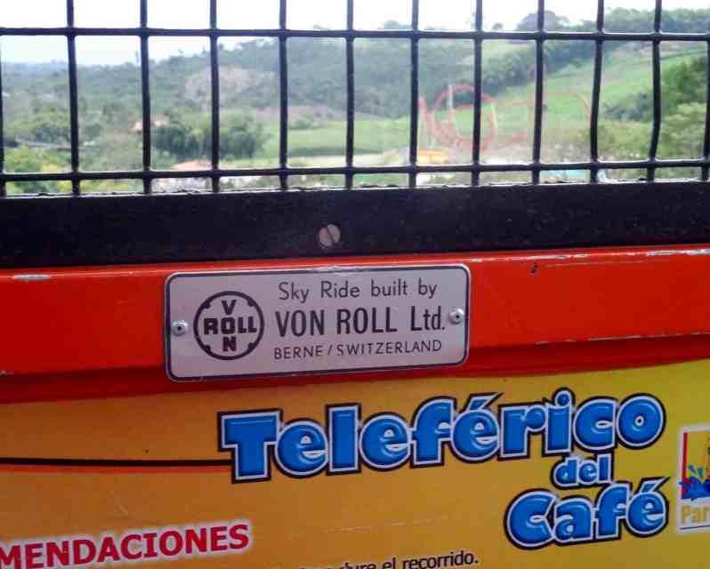 Sky Ride von Von Roll (Bild: Martina Schäfer, Textrakt)