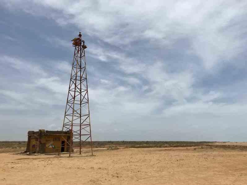 Der Leuchtturm von Punta Gallinas (Bild: M. Schäfer)