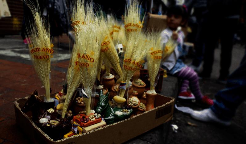 Weizengarben für Glück und Wohlstand (Bild: KienyKe)