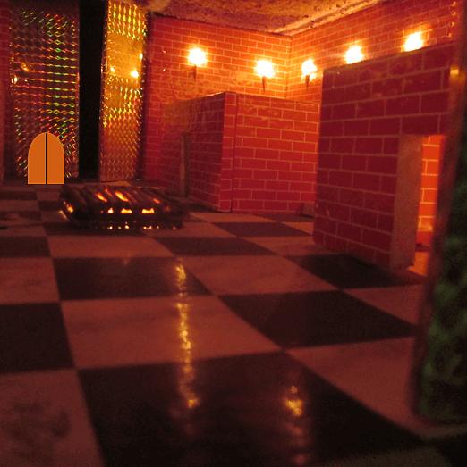 המוקד - ספר בית חיינו מאיר טביב בית המקדש השני שרטוטים וצילומים