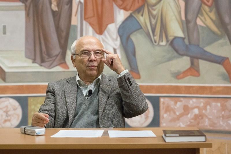 ВИДЕО: Профессор А.А.Алексеев: «Феномен Священного Писания в религиях. Писание в жизни Израиля»