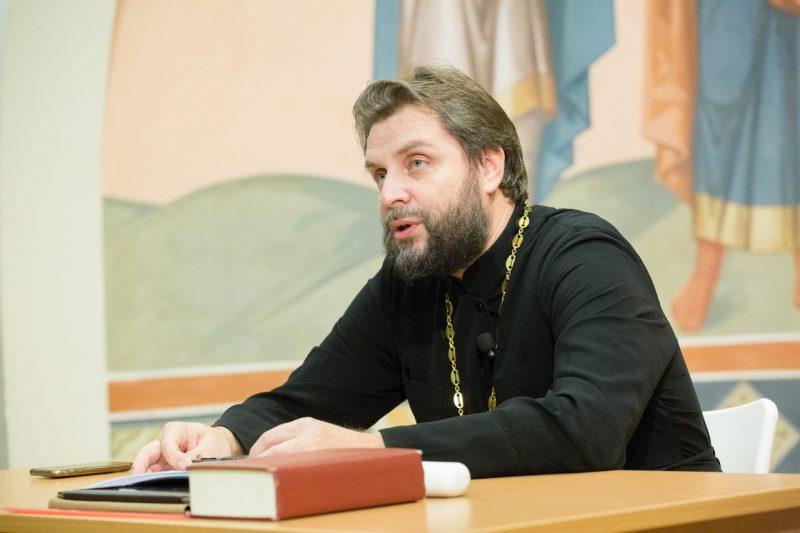 ВИДЕО: Протоиерей Евгений Горячев: «Тема крови в Пятикнижии»