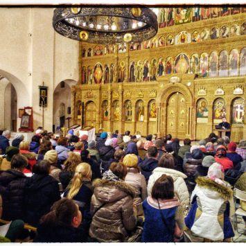ВИДЕО: Рождество Христово в Писании и богослужебной традиции Церкви. Музыкально-литургический комментарий протоиерея Александра Сорокина
