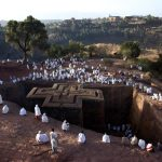 Lalibela is one of the holiest places in the world, let alone East Africa. | © Nathan Harrison / Alamy Stock Photo