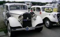 Mercedes und Citroen