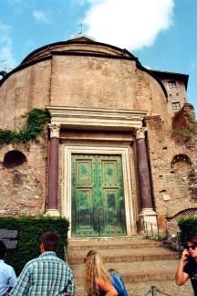 Tempel des Romulus