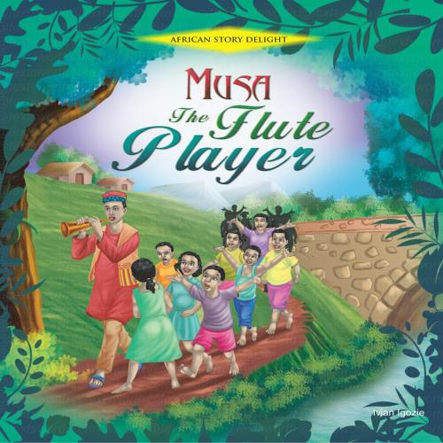 MUSA THE FLUTE PLAYER COVER