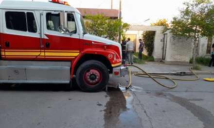 Murió el hombre a quien se le incendió su casa