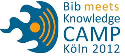 Bib meets Knowledge Camp 2012
