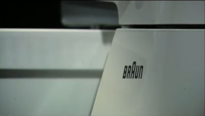 Simply the best. The BRAUN Design Story.