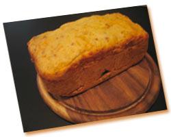 Cake aux Olives et Lardons