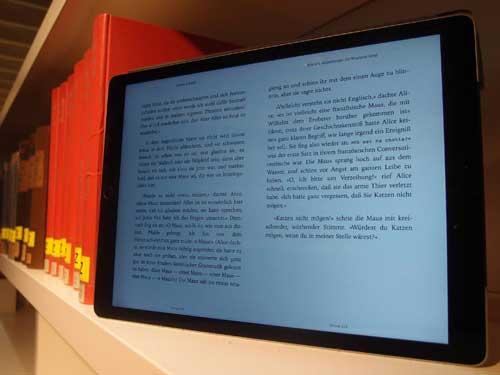 Papier vs E-Lektüre