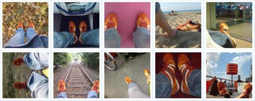 Geox-Fotos auf TwitPic