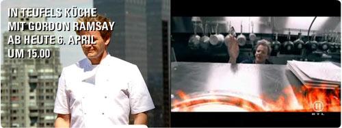 Gordon Ramsey: In Teufels Küche