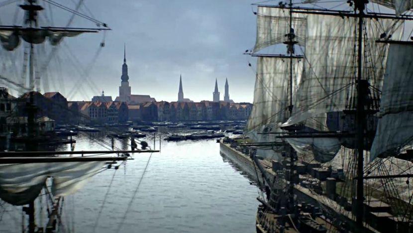 Gigant des Nordens – Hamburgs Aufstieg zum Welthafen