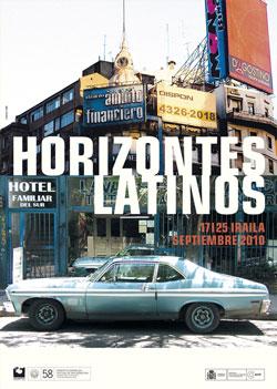 Horizontes Latinos heißt die Reihe zum lateinamerikanischen Kino