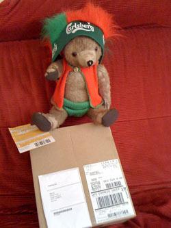 Ein Paket, ein Paket…