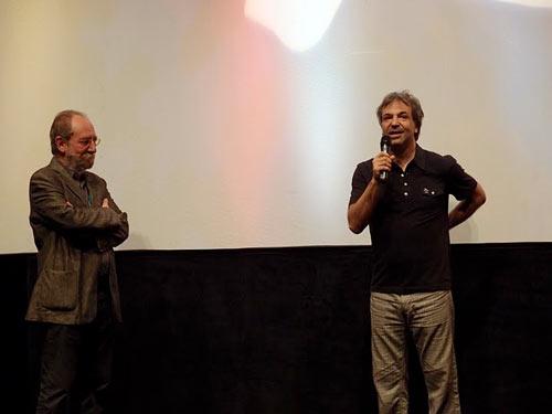 Regisseur Pablo Giorgelli letzte Woche in San Sebastián bei der Präsentation von 'Las Acacias'