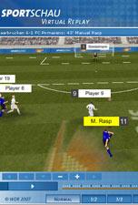Virtual Replay: Tor Manuel Rasp - Sportschau