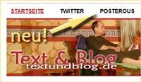 Posterous-Link im Menu auf Text & Blog