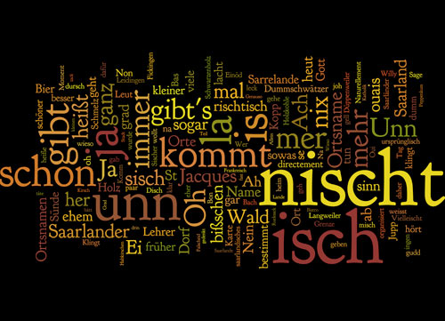 Merkwürdige Ortsnamen im Saarland