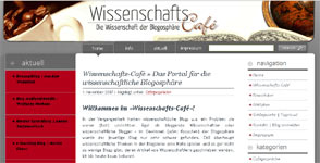 Wissenschafts-Café