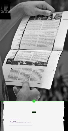 Matias Scappaticcio | DUNA - Black Sabbath Pressbook > https://www.behance.net/scapa
