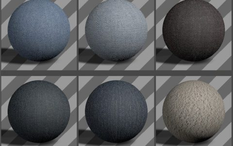 free cinema 4d textures - fabric textures 03