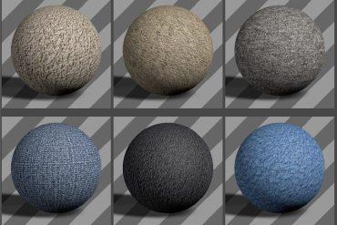 Fabric Textures 07 - Free Cinema 4D Textures