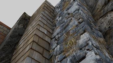 free cinema 4d walls texture pack