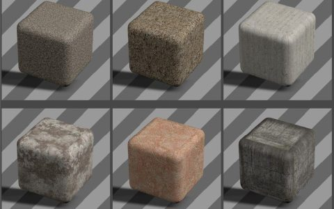 cinema 4d concrete textures 02