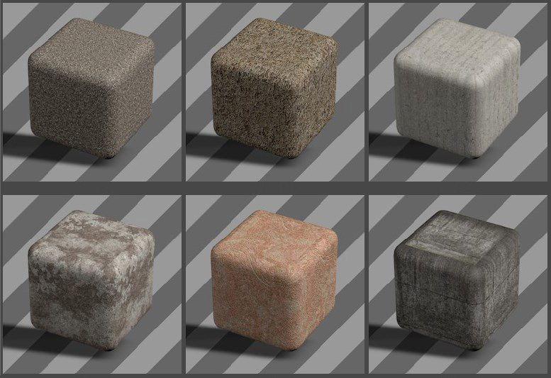 cinema 4d concrete textures 02