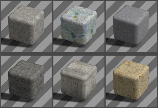 cinema 4d concrete textures 03